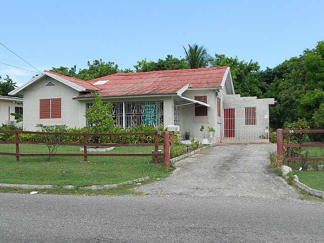 house for sale in eastwood park kingston st andrew