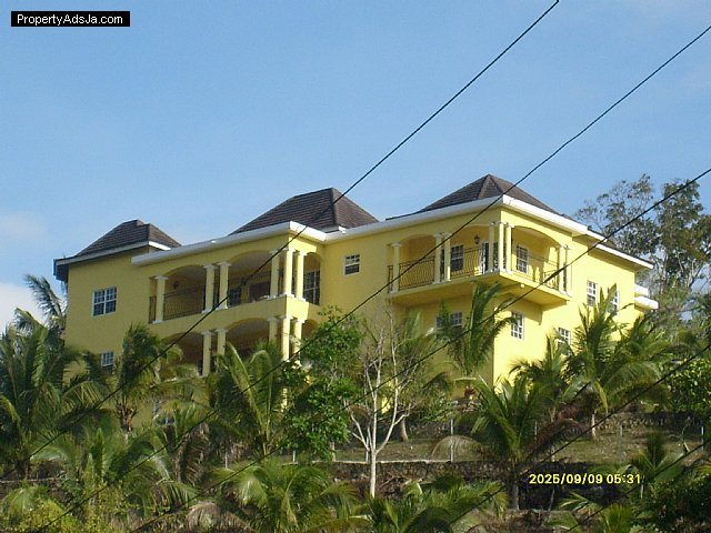 House For Sale In Anchovy St James Jamaica
