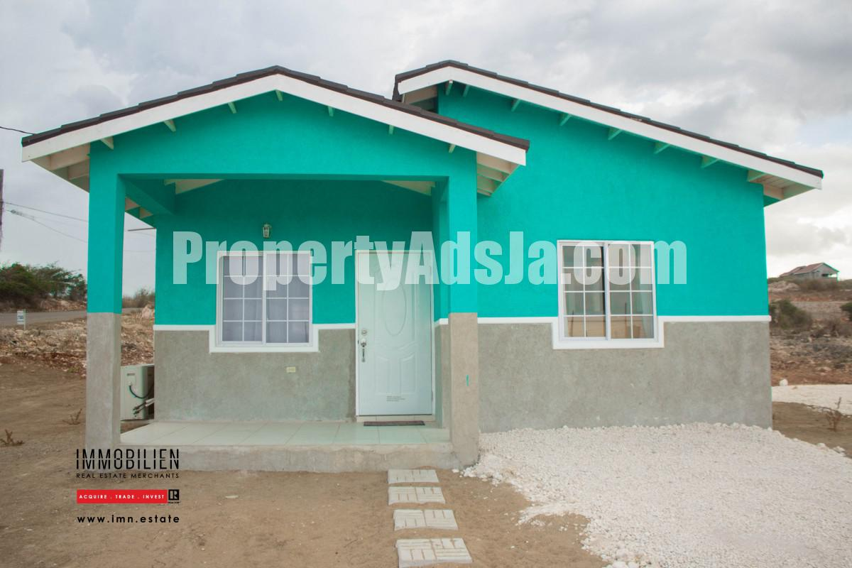 House For Sale in Hellshire Green, St. Catherine Jamaica ...