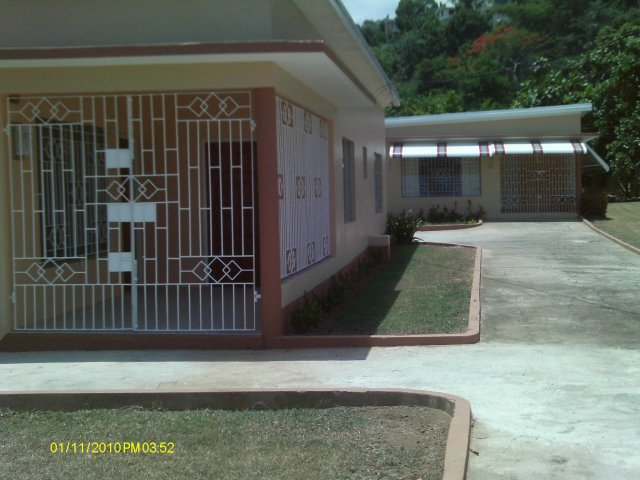 House For Rent In Havendale Kingston St Andrew Jamaica Propertyadsja Com