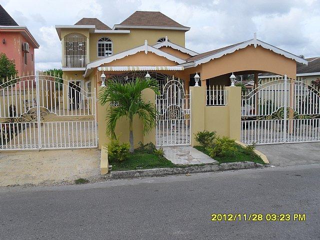 House For Sale In Bogue Village St James Jamaica