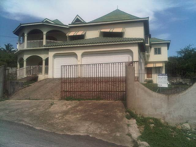 House For Sale In St Jago Heights St Catherine Jamaica