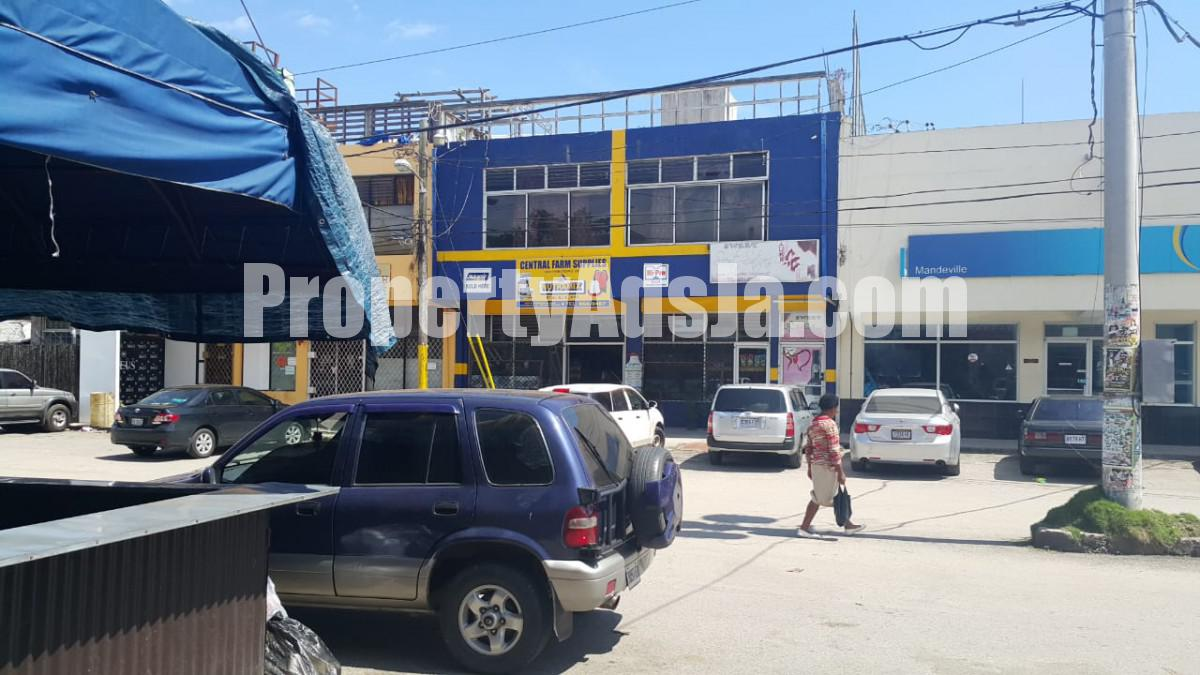 Commercial Building For Sale In Mandeville Manchester Jamaica
