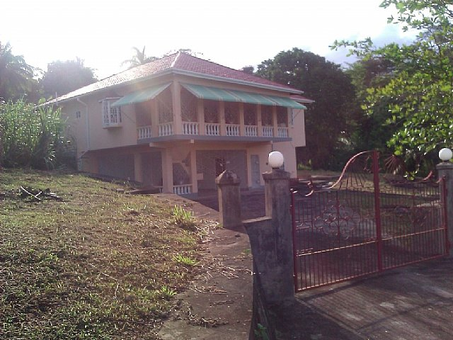 House For Sale In Clermont Pen St Mary Jamaica