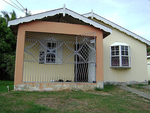 House For Sale In Bouge Estate Phase 2 St James Jamaica