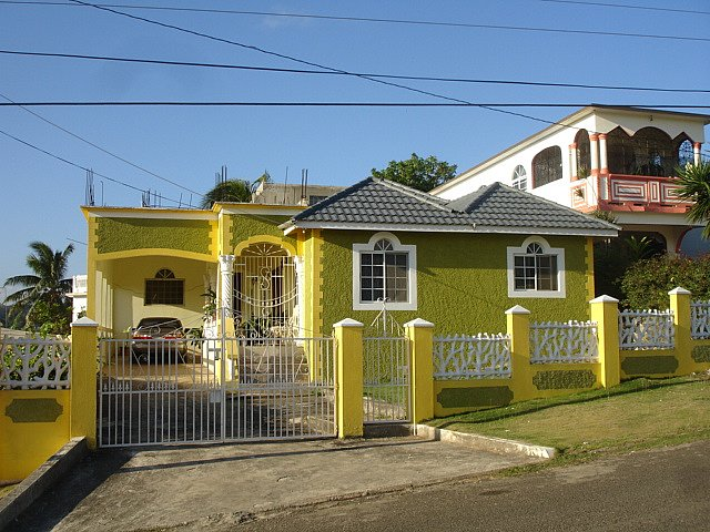 House For Sale In Whitehouse Housing Scheme St Catherine