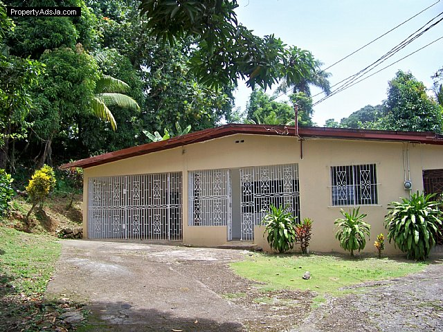 House For Sale in Buff Bay, Portland, Jamaica ...