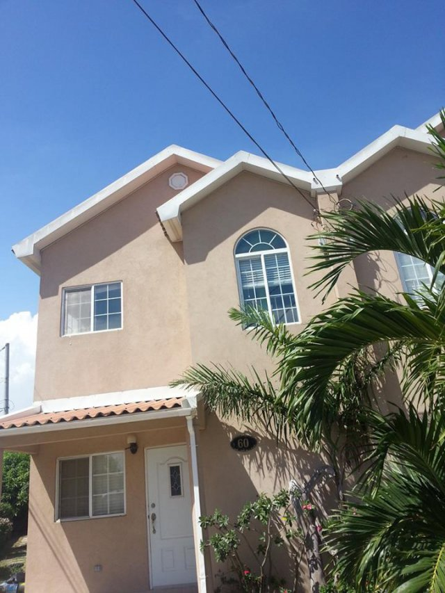 Townhouse For Sale in Caribbean Estate, St. Catherine ...