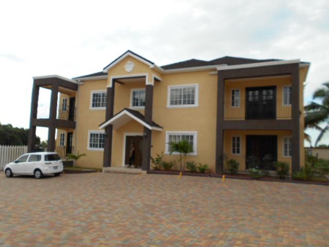 Apartment for rent in cherry gardens kingston st - 3 bedroom house for rent in kingston jamaica ...