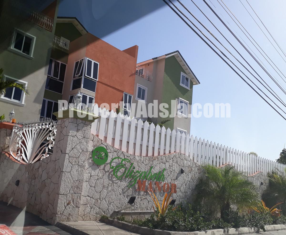 Apartment For Sale In Elizabeth Avenue Kingston St