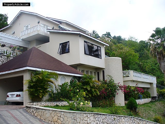 House for sale in kingston and st andrew kingston st for Jamaican house designs