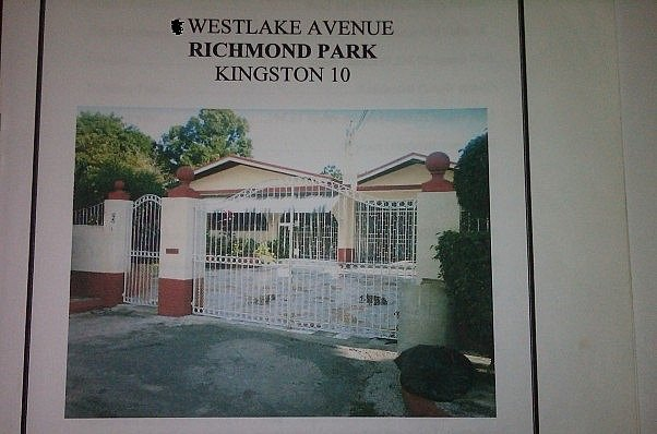 House For Sale In Richmond Park Kingston St Andrew