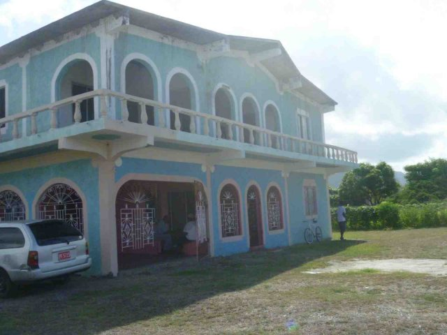 House For Sale in Yallahs St Thomas, St. Thomas, Jamaica ...