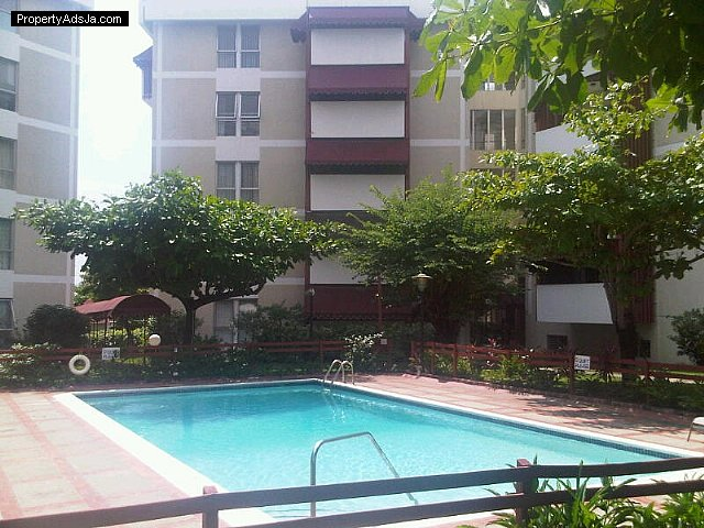 Apartment For Rent In Abbey Court Kingston St Andrew Jamaica