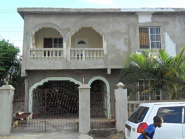 House For Sale In Longville Park Freetown Clarendon