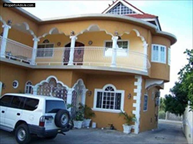 House for sale in ocho rios st ann jamaica for Home designs in jamaica