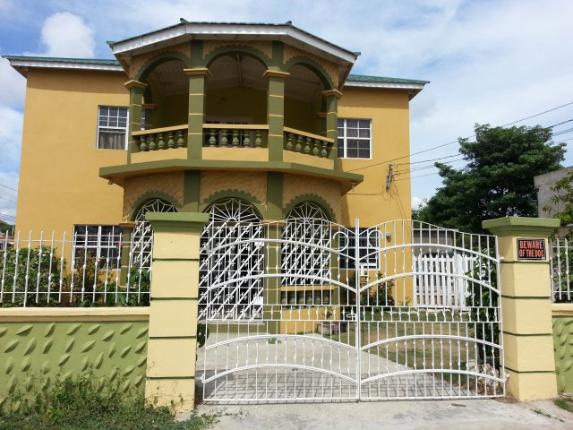 House For Sale In Portmore St Catherine Jamaica
