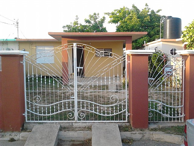 House For Lease/rental in West Cumberland, St. Catherine ...