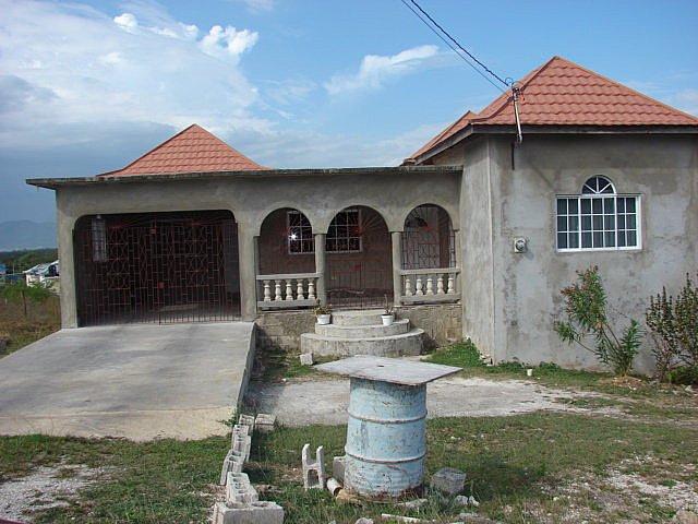 House For Sale In Santa Cruz St Elizabeth Jamaica