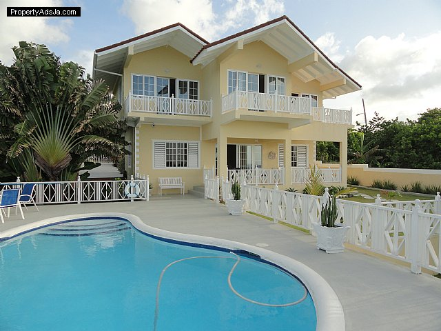 Jamaica Ocean Front Property For Sale