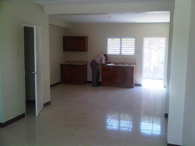 townhouse for lease  rental in union estate  st  catherine