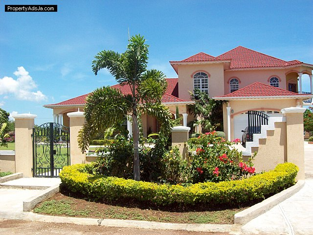 House For Sale In Spring Farms St James Jamaica