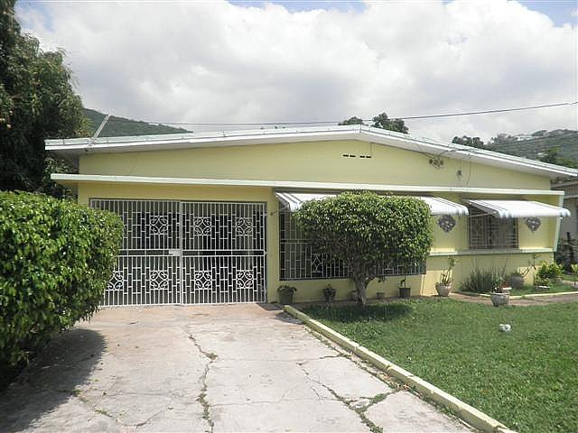 4 Bed 2 Bath House In Patrick City Kingston St Andrew Jamaica