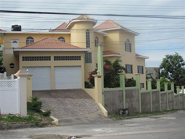 House for sale in paradise heights st james jamaica Jamaican house designs