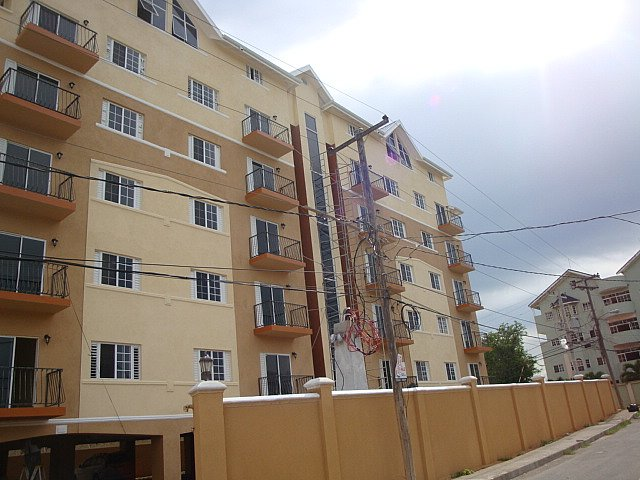 Apartment For Lease Rental In Kensington Place Kingston