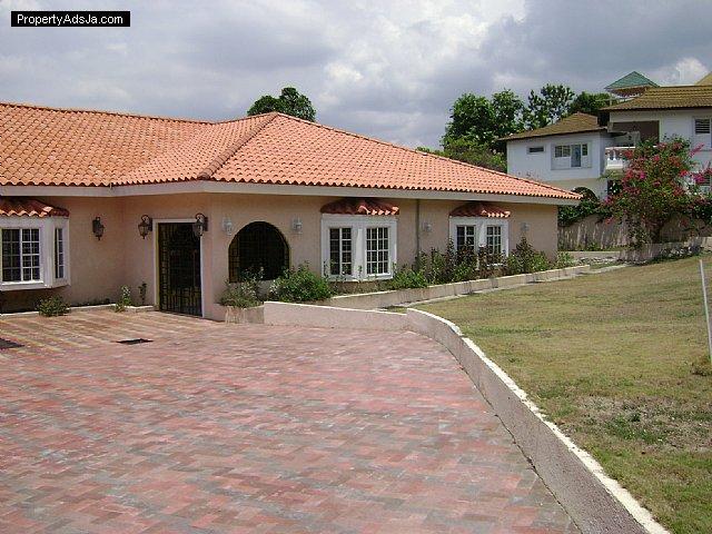 House For Sale in Cherry Garden, Kingston / St  Andrew Jamaica    PropertyAdsJa com