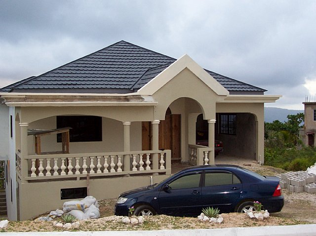 House for sale in mandeville manchester jamaica for Jamaican house designs