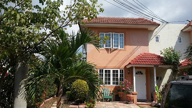 townhouse for sale in long mountain  kingston    st  andrew