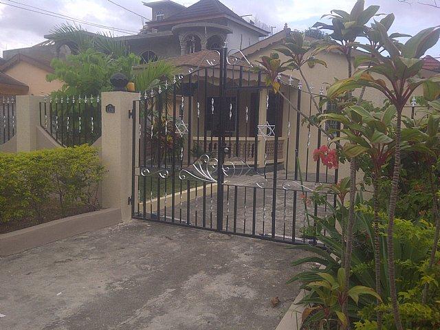 house for lease  rental in bogue village  st  james