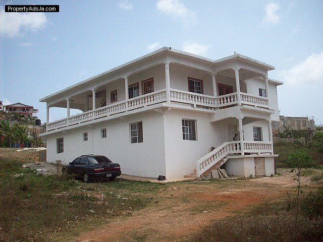 House For Sale In Negril Westmoreland Jamaica