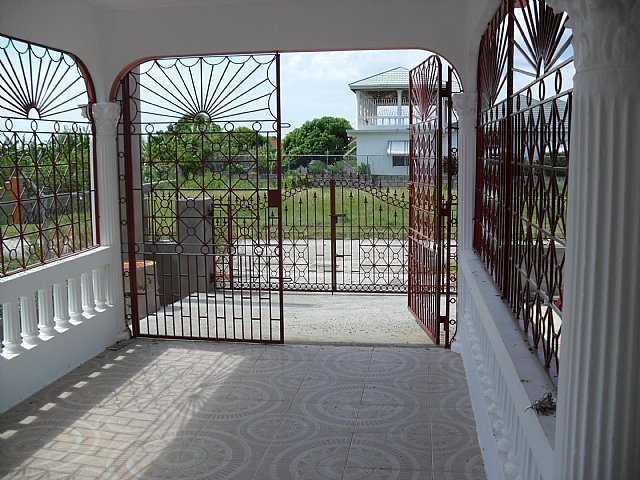 House For Lease/rental in Albion Estate, St. Thomas ...