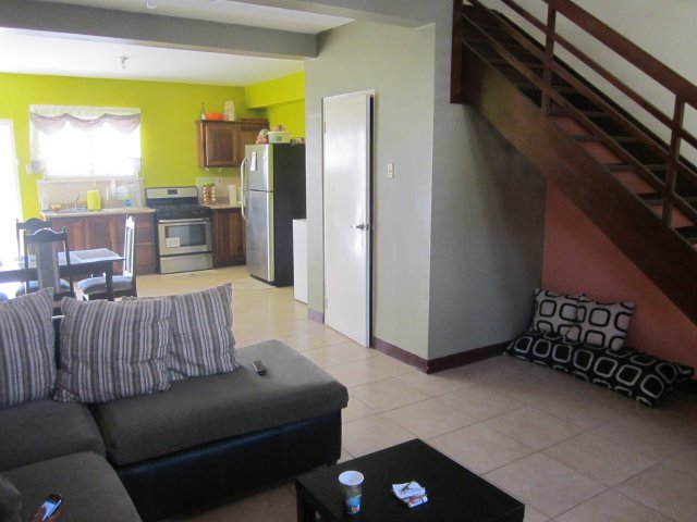 Townhouse for lease rental in union estates st catherine for Bathroom ideas in jamaica