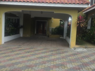 3 bed 3.5 bath Townhouse For Rent in GRAHAM HEIGHTS CHERRY GARDENS, Kingston / St. Andrew, Jamaica