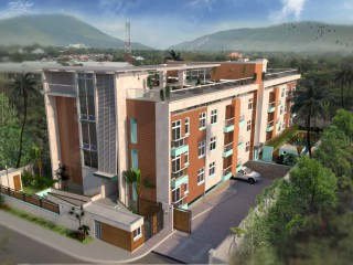1 bed 1 bath Apartment For Sale in Kingston 6, Kingston / St. Andrew, Jamaica