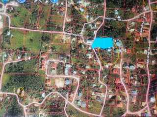 Hatfield PO, Manchester, Jamaica - Residential lot for Sale