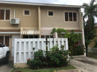 2 bed 2.5 bath Townhouse For Rent in Musgrave Manor, Kingston / St. Andrew, Jamaica