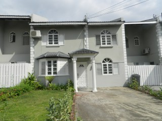 4 bed 2.5 bath Townhouse For Rent in Olivier Mews, Kingston / St. Andrew, Jamaica