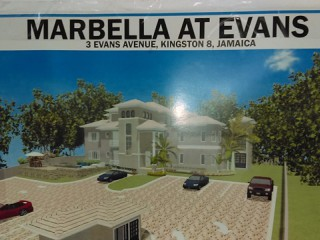 Evans Avenue, Kingston / St. Andrew, Jamaica - Apartment for Sale