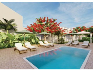 2 bed 2.5 bath Townhouse For Sale in Kgn 6, Kingston / St. Andrew, Jamaica