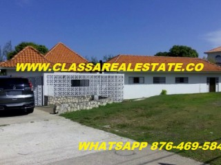 1 bath Flat For Rent in IRONSHORE, St. James, Jamaica