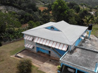5 bed 4 bath House For Sale in walderston, Manchester, Jamaica