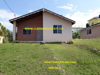 2 bed 1 bath House For Sale in RHYNE PARK, St. James, Jamaica