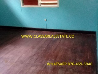 2 bed 1 bath House For Rent in ORANGE, St. James, Jamaica