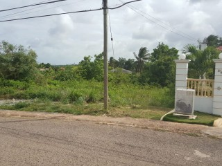 St Theresa Road Green Acres, St. Catherine, Jamaica - Residential lot for Sale