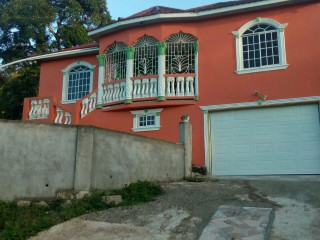 2 bed 1 bath House For Rent in spaldings, Clarendon, Jamaica