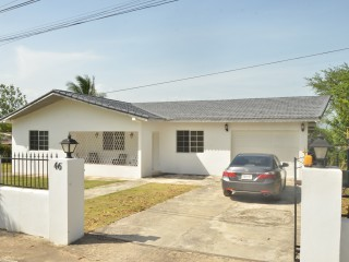 3 bed 2 bath House For Sale in Trevmar Park, St. Elizabeth, Jamaica